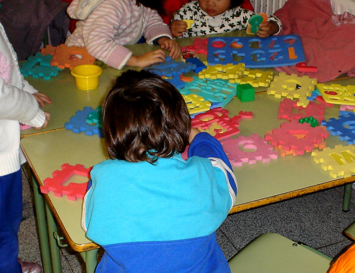 Aprenentatge infantil