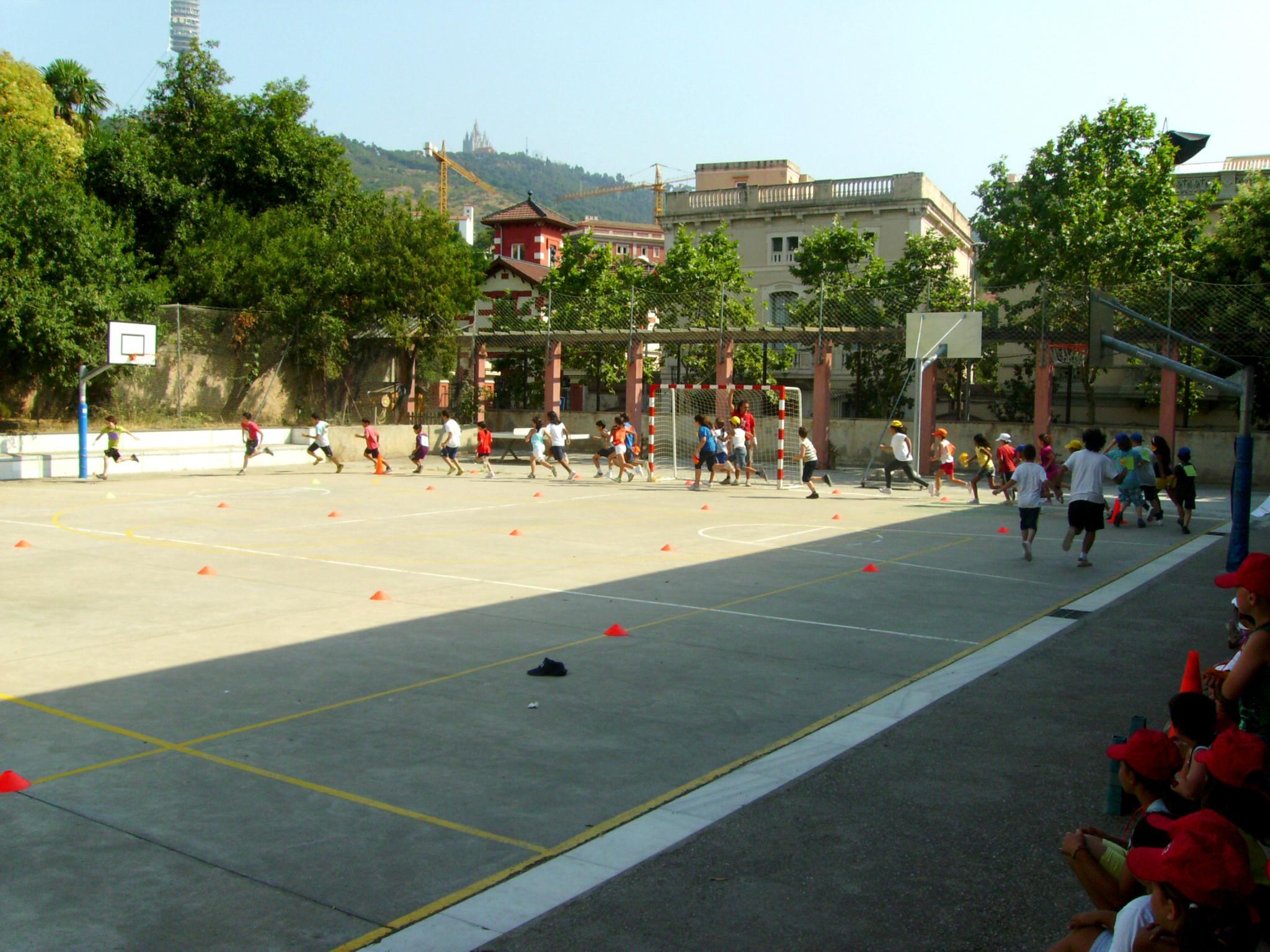 activitats monitors per nens